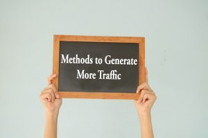 Tech Blicks - Methods to Generate More Traffic