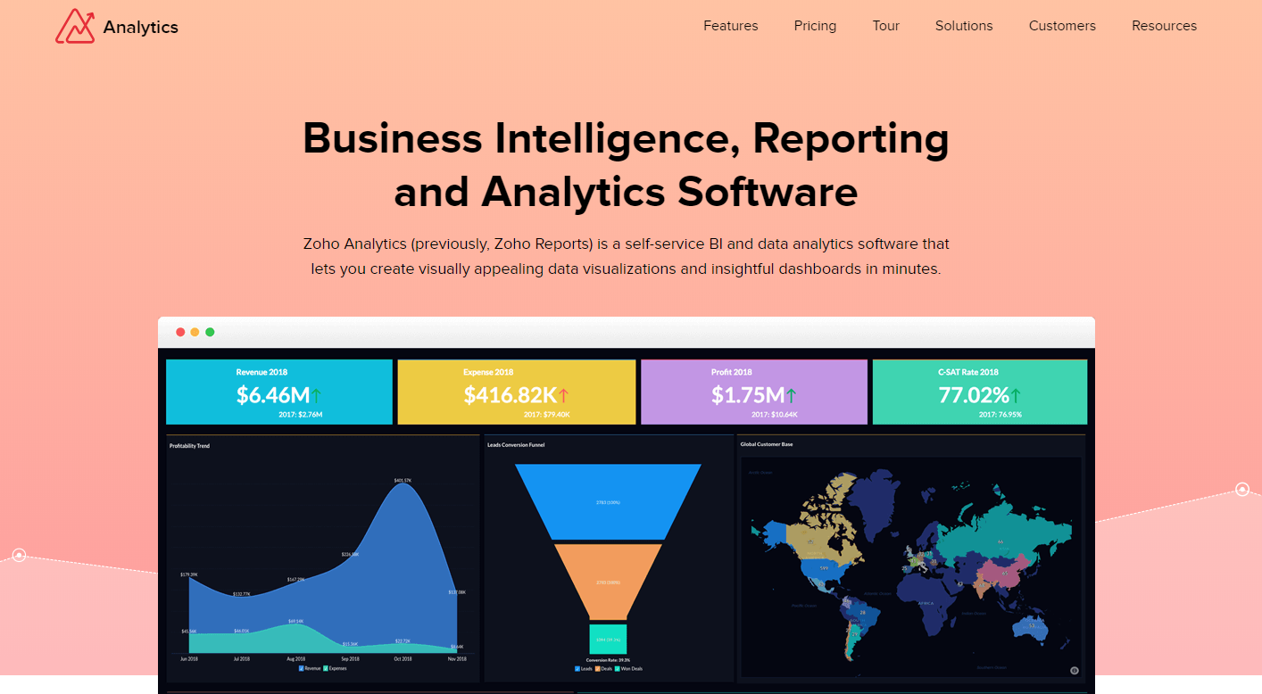 5 Most Useful Business Intelligence Tools 4