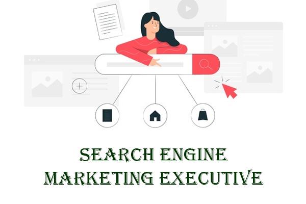 search engine marketing executive job responsibilities