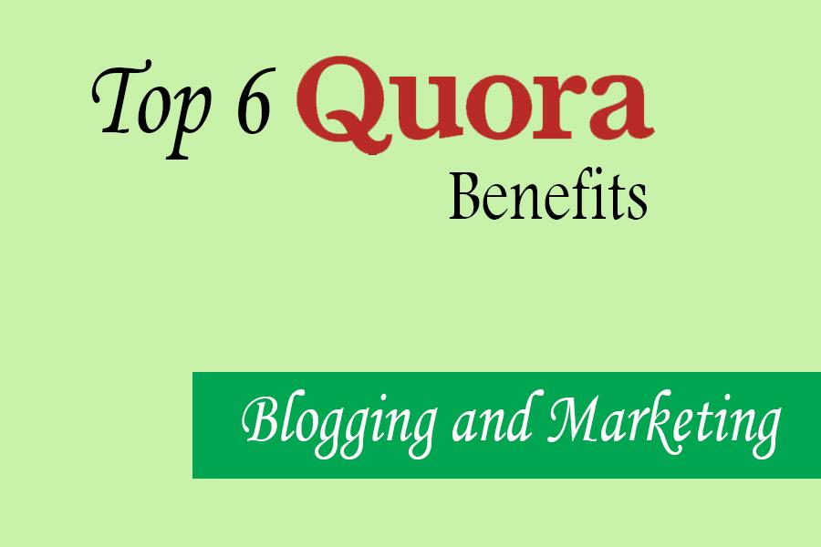 Top 6 Quora Benefits