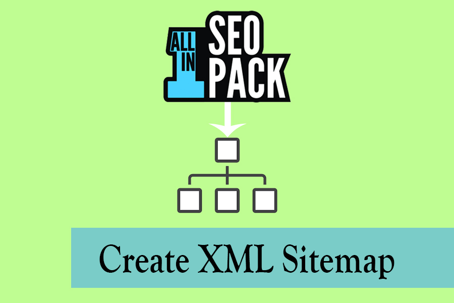 create xml sitemap in all in one seo