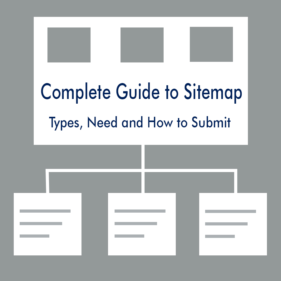 guide to sitemap