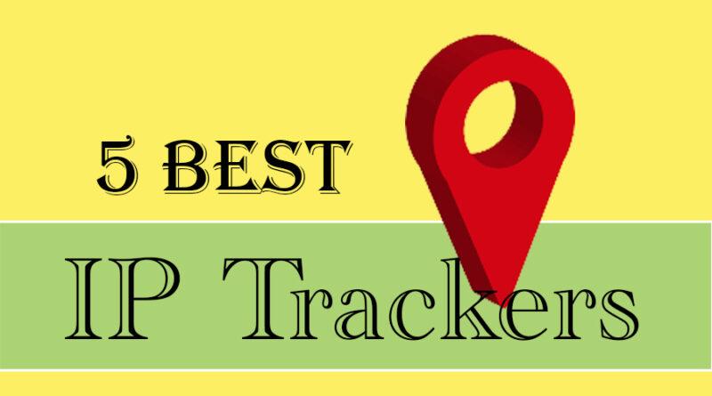5 best IP trackers